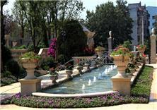 福州三盛國際花園景觀設計