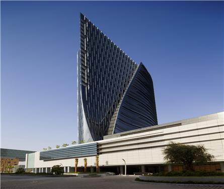 迪拜Rosewood Abu Dhabi商業綜合體空間設計