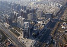 上海绿地公园广场施工图设计