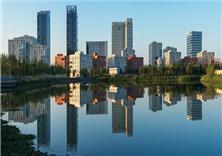 天津武清创业总部基地建筑设计