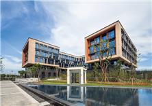 昆山花桥金融园建筑设计