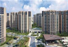 上海绿地新江桥城建筑设计