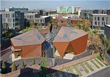 北京亦莊樞密院建筑設計