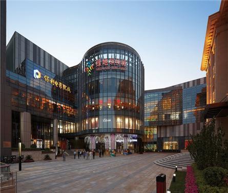 北京綠地繽紛城建筑設計