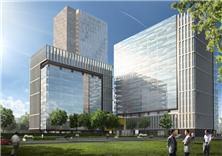 印度古尔冈资讯科技园总部建筑方案设计