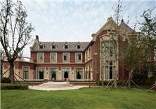 西安綠地諾丁山別墅建筑設計