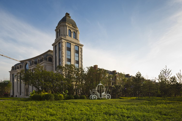 北京爱晚大爱城建筑设计