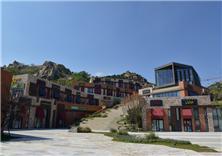 萬科青島小鎮商業區景觀設計