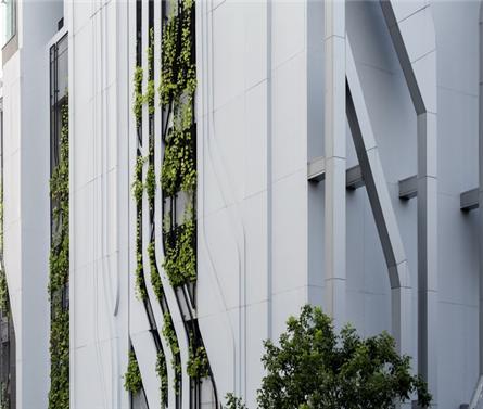 曼谷Pyne景觀設計