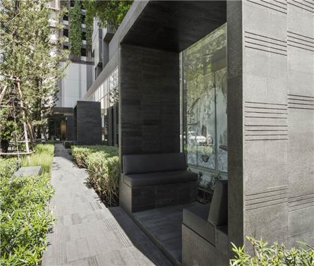 泰国Ashton Morph住宅景观设计