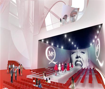 韓國Sejong表演藝術中心建筑方案設計