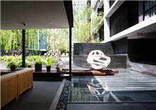 泰國Mode 61公寓景觀設計