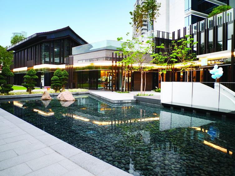 新加坡中山公园景观设计