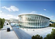 朝鮮元山國際機場建筑方案設計