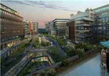 上海众合绿谷商业综合体
