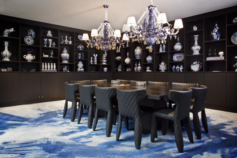 阿姆斯特丹王子运河酒店空间设计