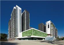 惠州马克住区建筑设计