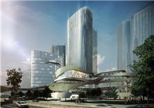 重庆星光时代广场建筑方案设计