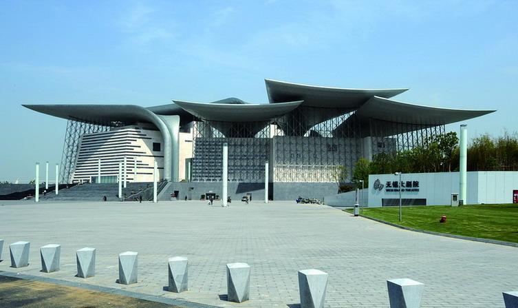 无锡大剧院建筑设计