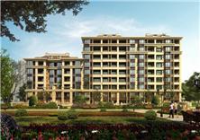 南京銀億東郊小鎮建筑方案設計