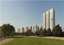 上海古北壹号 天华建筑设计 金盘奖华东赛区2015年最佳公寓 花园式生态住区 17层现代海派建筑典范
