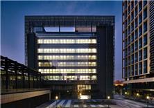 天津泰达MSD H2低碳示范楼建筑设计
