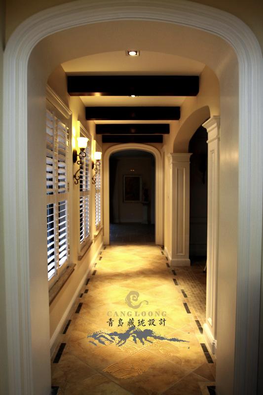 美式新古典北美庄园风格别墅