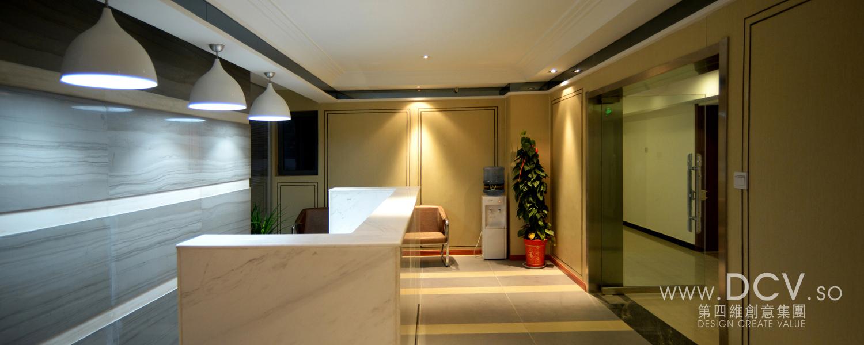 西安办公空间设计/大德建筑会所专业办公室