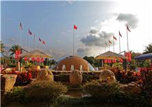 广西崇左东盟国际城景观方案设计