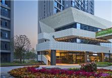 萝岗绿地中央广场景观设计