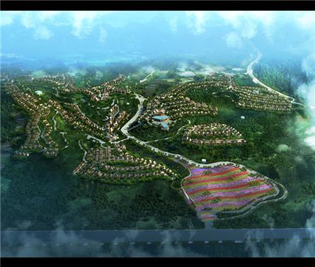 平安西双版纳·悦景庄(东区一期)