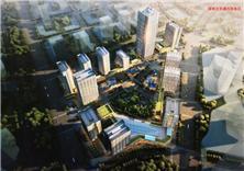 北京通州綠地中心建筑設計