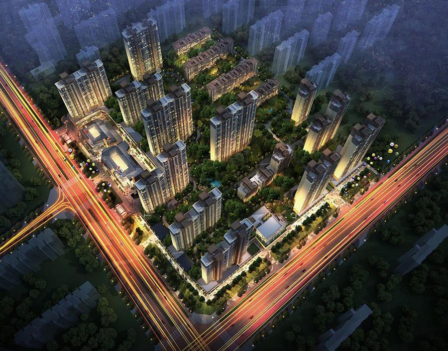 西安万科城市之光