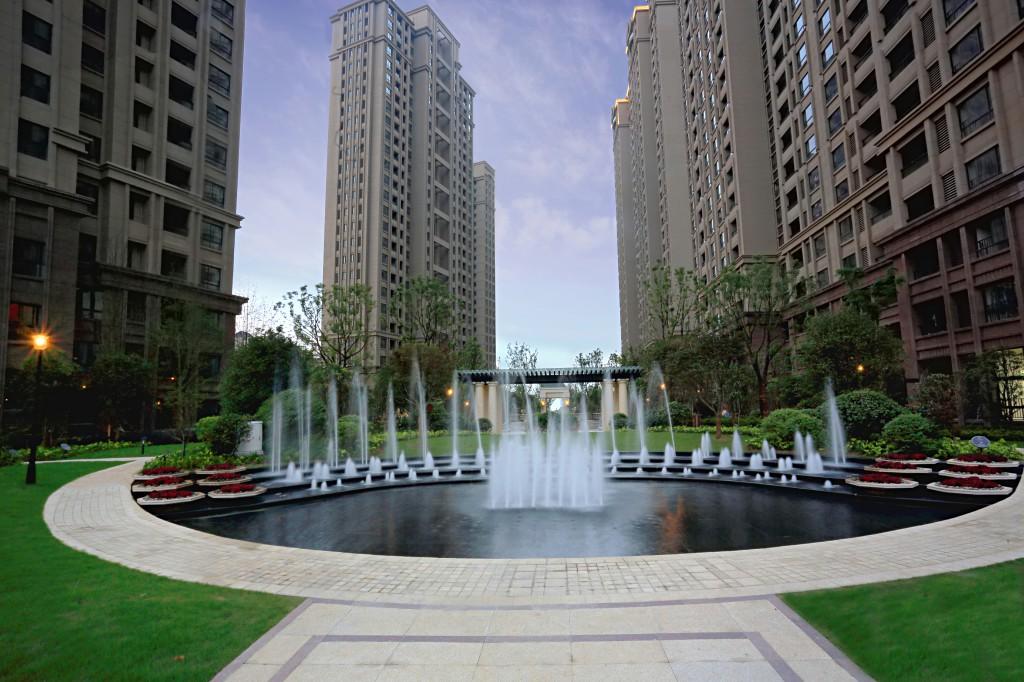 吴江滨湖新城景观设计