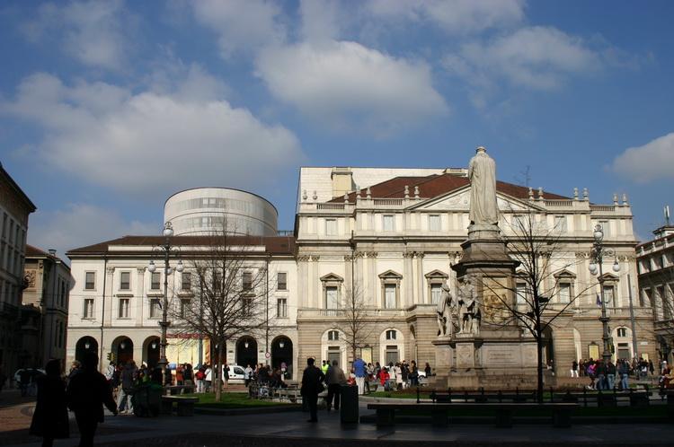 Piazza La Scala