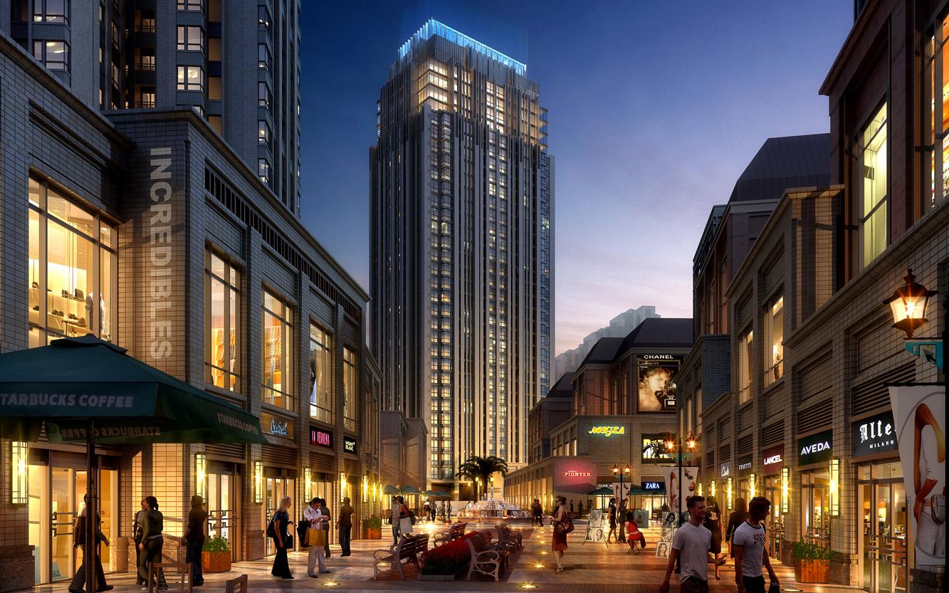 大竹县建筑设计