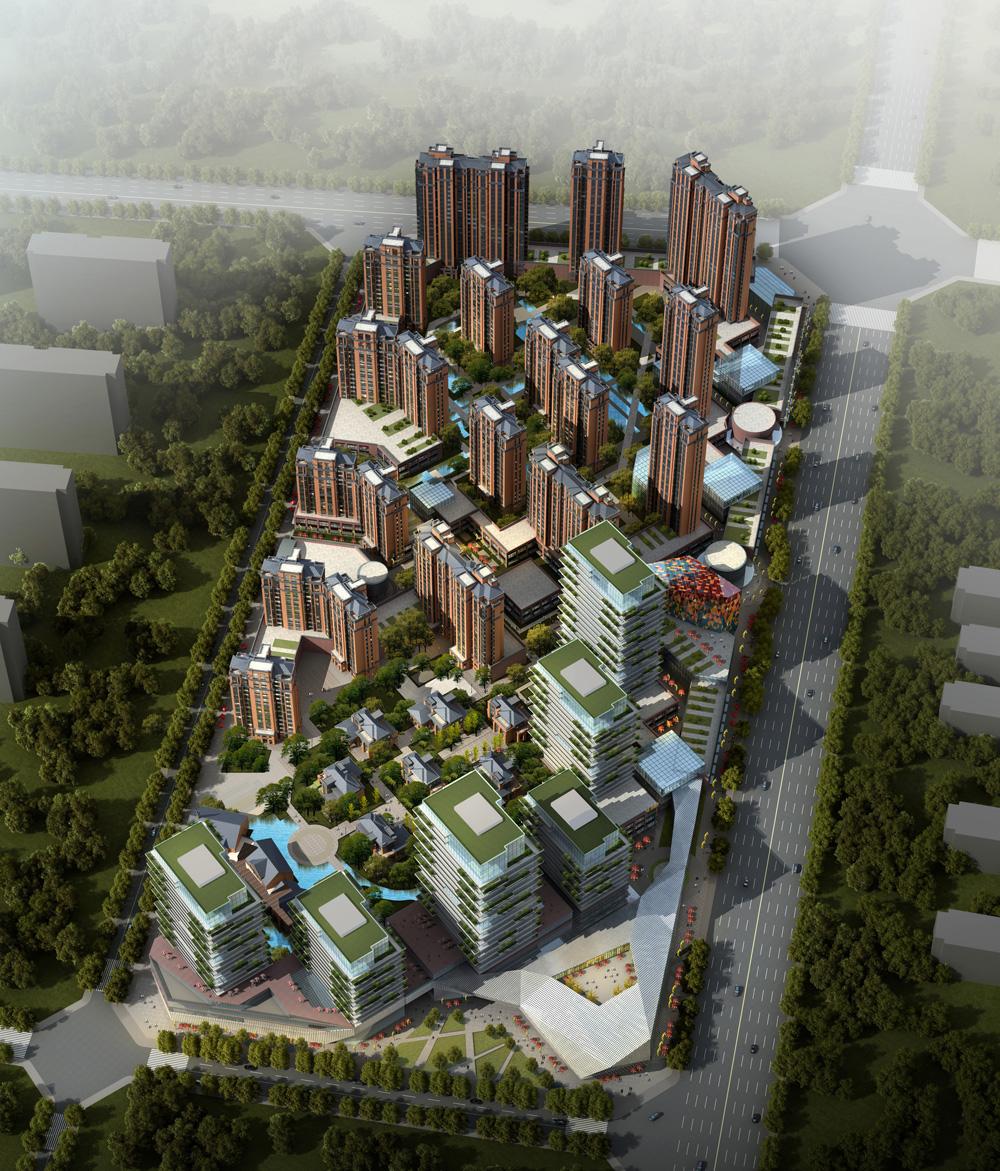 渠县建筑设计