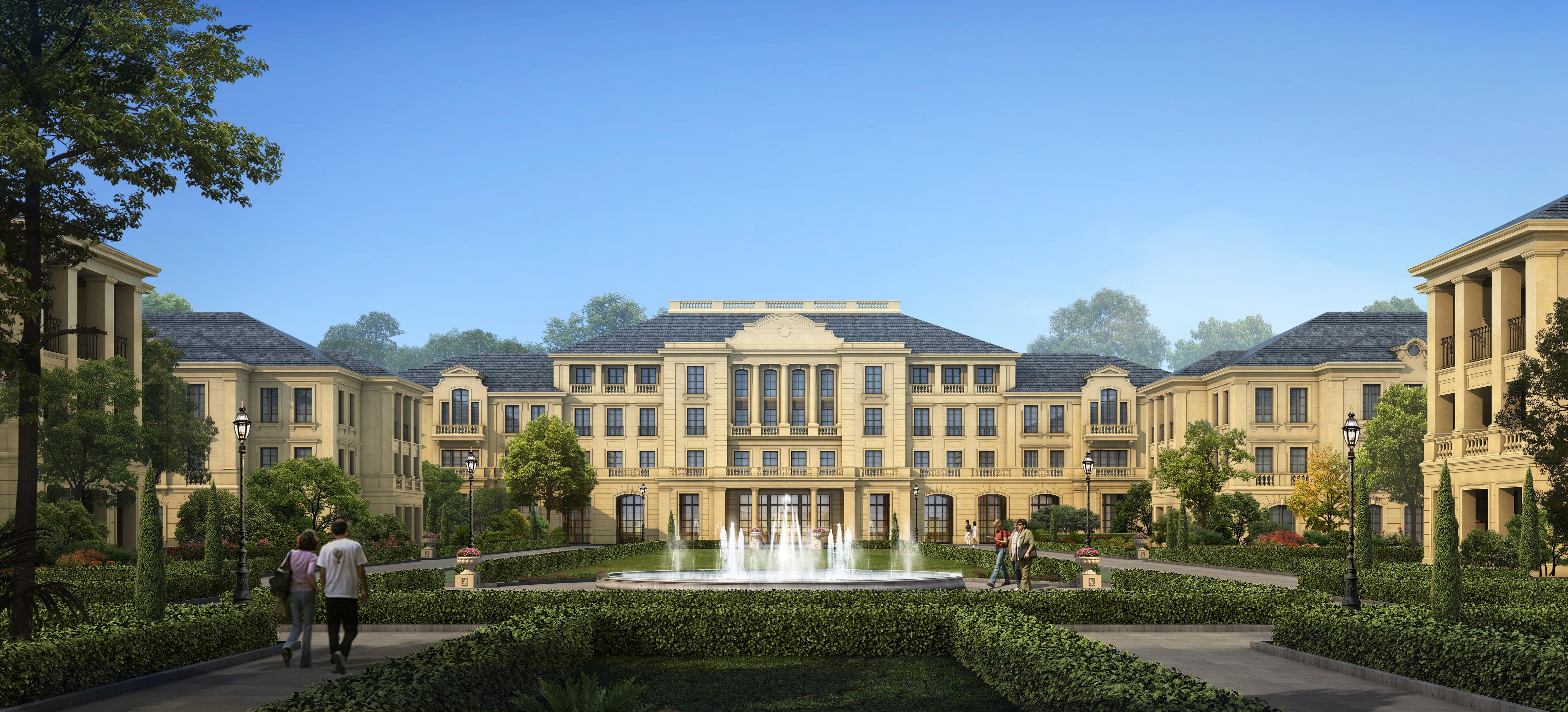 唐山·御园建筑设计