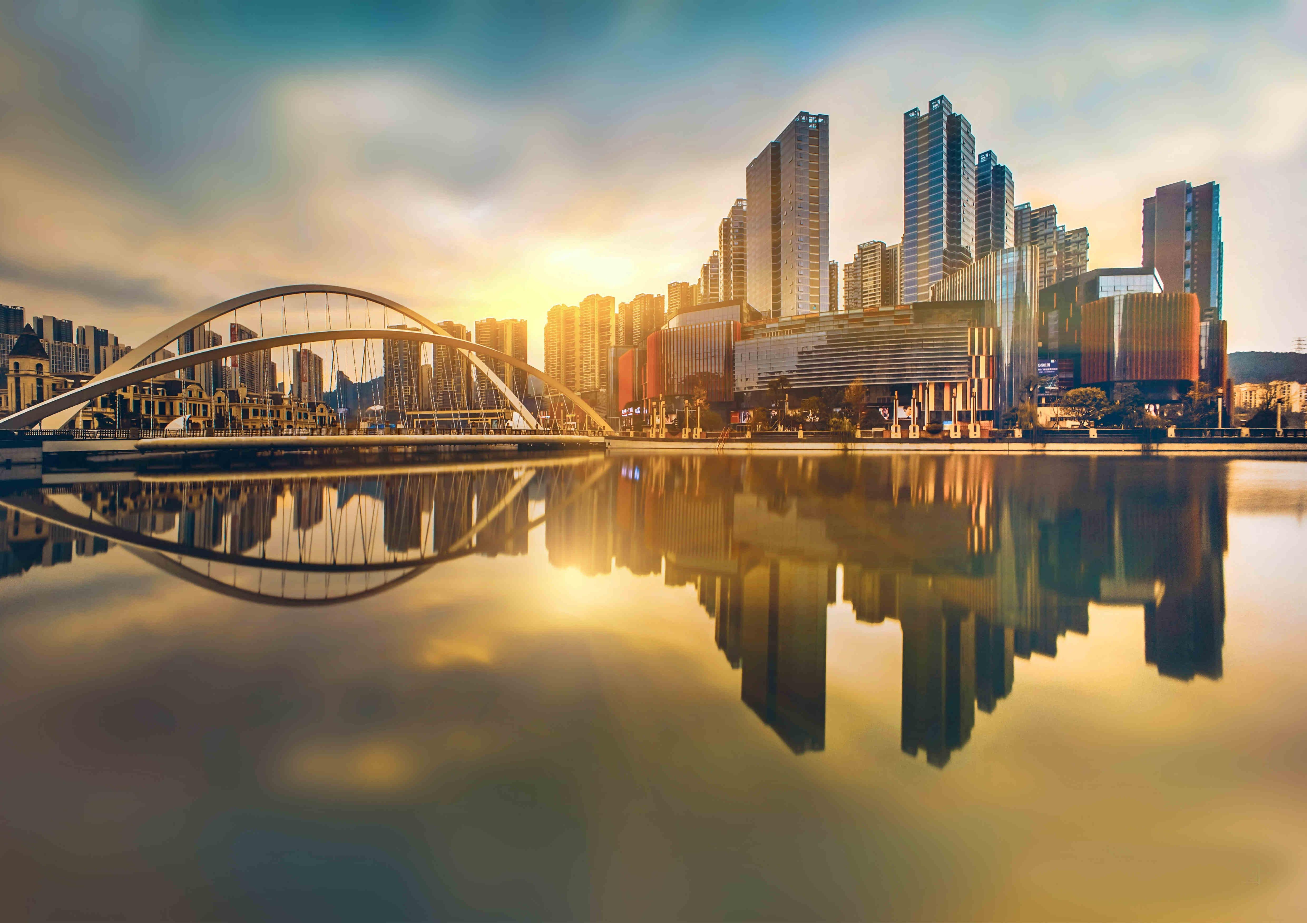 """渔安·安井温泉旅游城""""未来方舟"""" G6、G8组团 公建部分"""