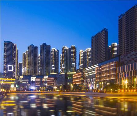 """漁安·安井溫泉旅游城""""未來方舟"""" G6、G8組團 公建部分"""