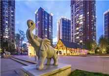 昆明德润朗悦湾景观设计