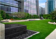 深交行总部大楼 景观设计