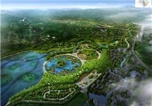 蒼海城市濕地公園規劃