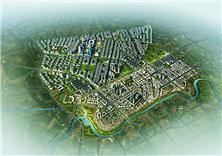重慶大足龍水新城詳細城市設計