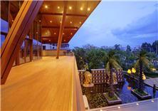 海口鲁能海蓝园筑景观设计
