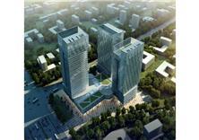 建筑设计-成都高新开发区科技大厦项目