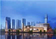 建筑設計-安微宿州七彩世界