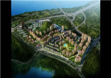 建筑设计-江西龙腾山庄项目
