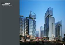 建筑設計-洪雅萬景國際中心項目