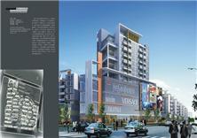 建筑设计-安微国电明园项目